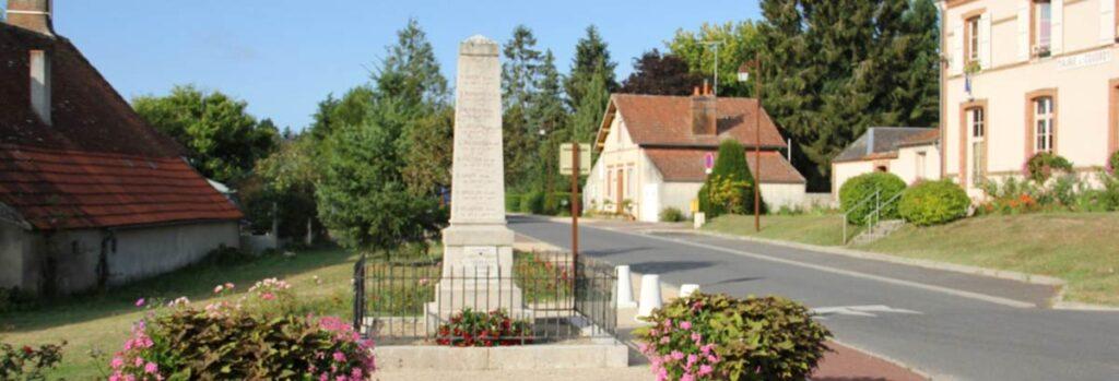Galerie - Commune de COUDROY (Loiret, 45)